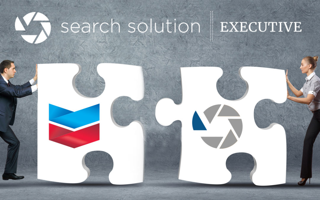 Chevron Turns to Search Solution Executive Team to Fill Highly Sought-After Role